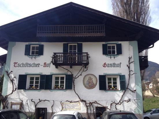 Gasthof zu Tschötsch: Gasthof Tschotscherhof