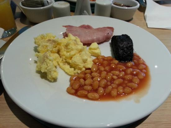 Rob Roy Hotel Breakfast