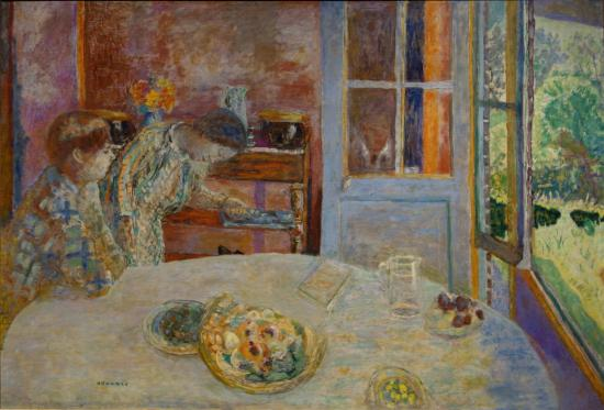 pierre bonnard: the dining room - picture of ny carlsberg