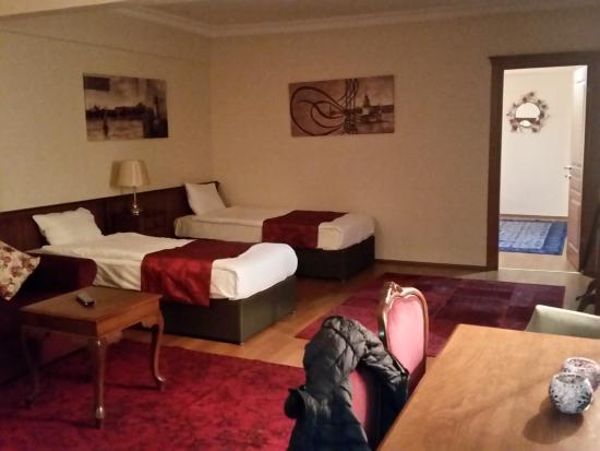 Hotel Sultan House: Camera