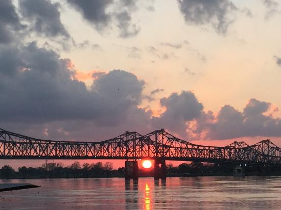 Natchez Sunset