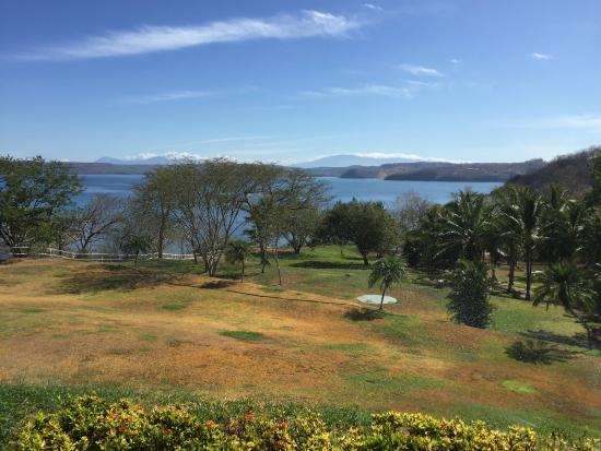 Occidental Grand Papagayo by Barceló: View of the ocean from our room