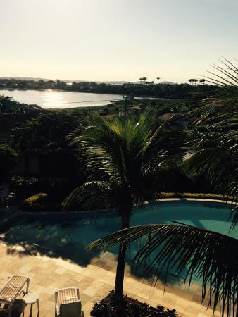 Bon Bini Pousada : Gorgeous view and pool
