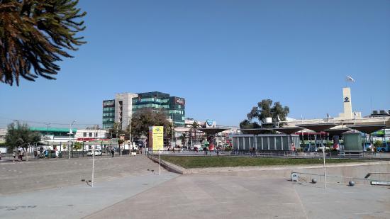 Espacio Urbano Plaza Maipu