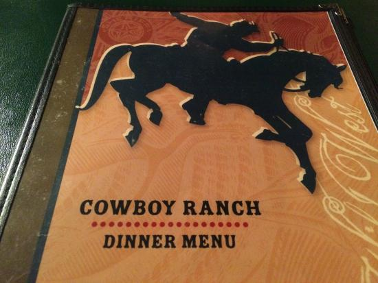 Cowboy Ranch House at Bryce Canyon Resort: Cowboy Ranch House