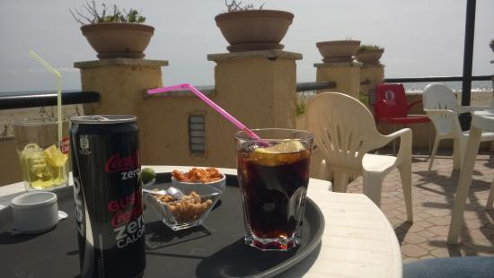 Boca Chica : aperitivo in terrazza