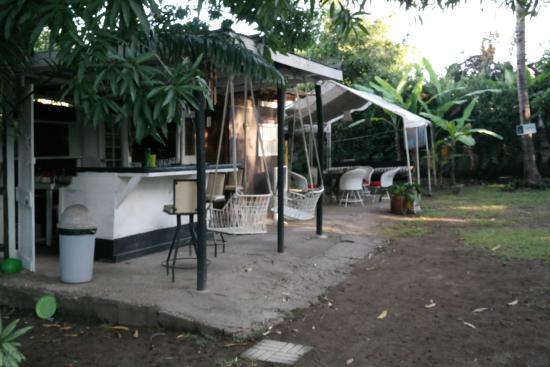 The Durham Hostel : bar