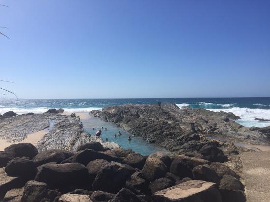 Pools at Snapper Rocks