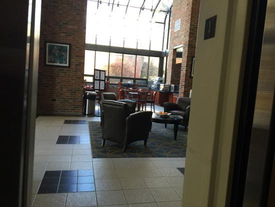Best Western Danbury/Bethel: Dining area