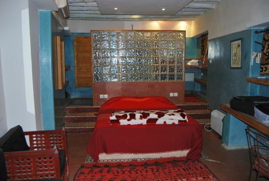 Riad Chorfa: Habitación