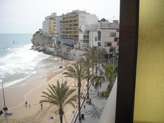Hotel Bilbaino: Vista