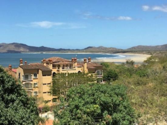 La Colina: View of Tamarindo beach