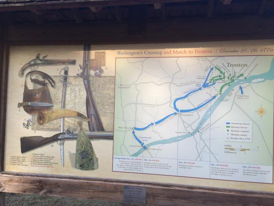 Washington Crossing State Historic Park: History