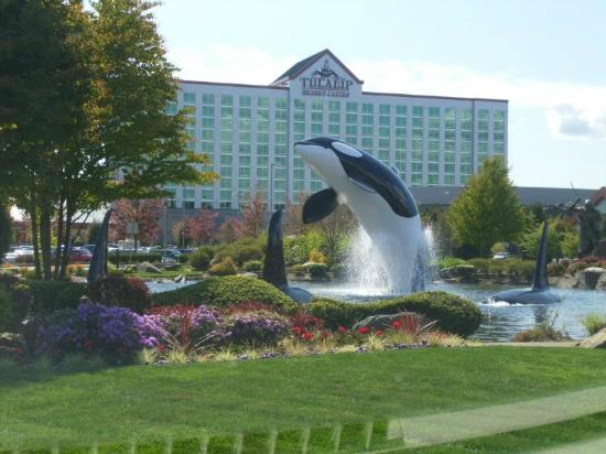 Tulalip casino in marysville washington