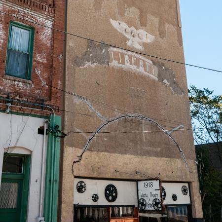 Jerome, AZ: Liberty Theater