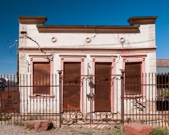 Jerome, Αριζόνα: Cuban Queen Bordello Ruins