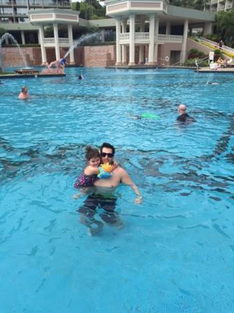 ماريوتس كاواي لاجونز: at the pool