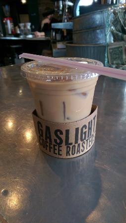 Photo of Restaurant Gaslight Coffee Roasters at 2385 N Milwaukee Ave, Chicago, IL 60647, United States