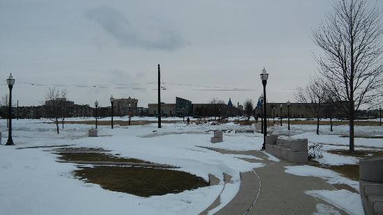 Downtown Kenosha Wisconsin