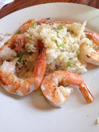 One Eleven Main: Shrimp and rice pilaf