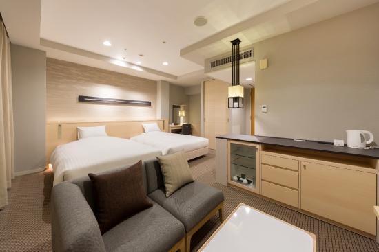 KKR Hotel Kanazawa : DXツインルーム