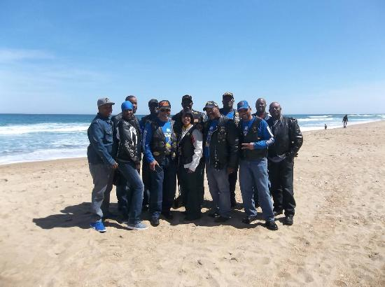 Beachside Bistro: Hampton Roads Buffalo Soldiers Motorcycle Club