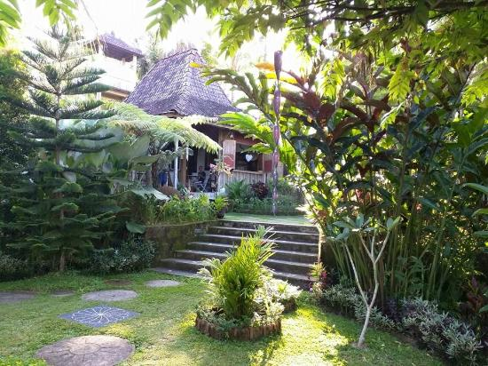 Hati Padi Cottages: Restaurant