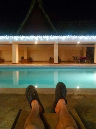 Hotel Terraza : Piscina