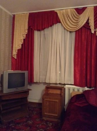 Tourist Hotel Mykolaiv: номер