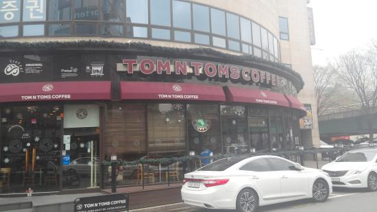 Tom N Toms Coffee Sadang Station