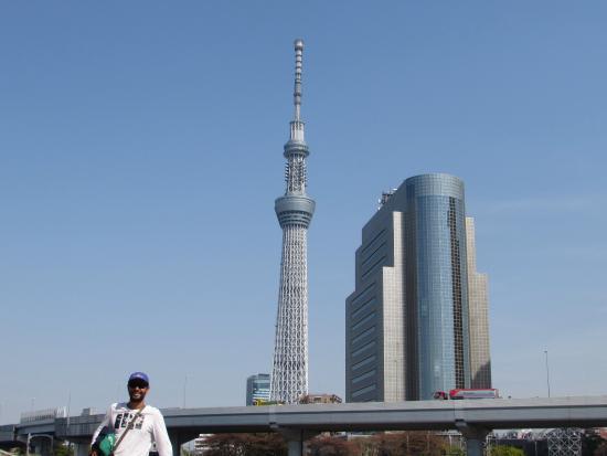 K's House Tokyo : Torre de Tokio