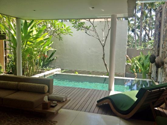 private pool picture of svarga resort lombok senggigi tripadvisor rh tripadvisor co uk best hotel in lombok with private pool lombok honeymoon hotel private pool