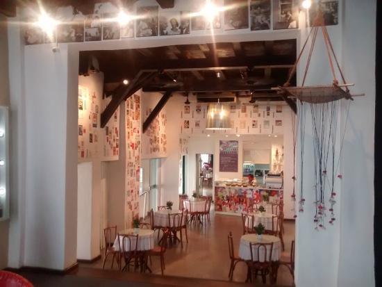 Cafeteria picture of fundacao casa de jorge amado - Amado salvador ...