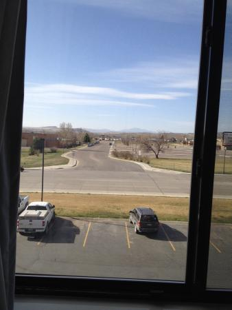 Holiday Inn Express Douglas: The view from room 307