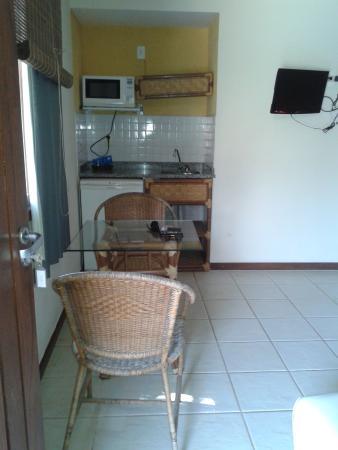 Itacoatiara Inn: Entrada do quarto