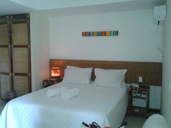 Itacoatiara Inn: Quarto