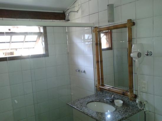 Itacoatiara Inn: Banheiro