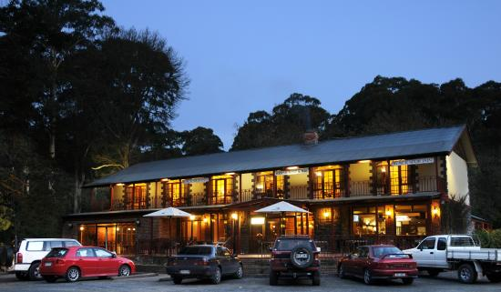 Black Spur Inn - Restaurant