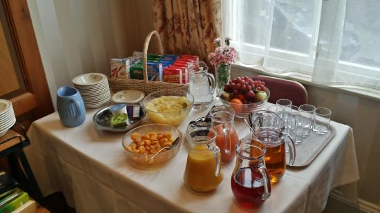 Holgate Hill Hotel: Breakfast, there's more than this