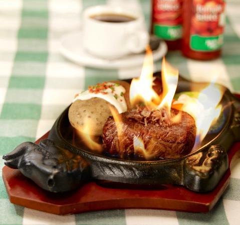 Jack's Place Restaurant: Fire Steak