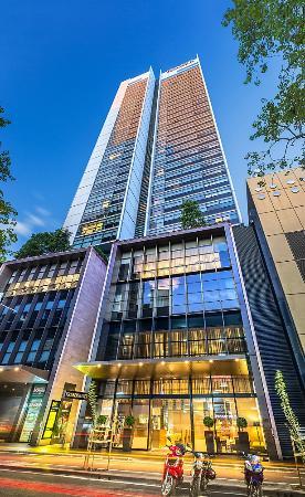 Fraser Suites Sydney : Building Exterior