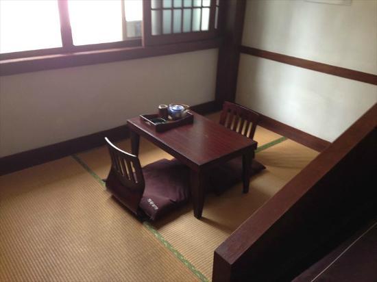 Kashiwaya Ryokan: 畳