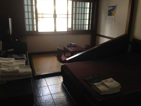 Kashiwaya Ryokan: 部屋