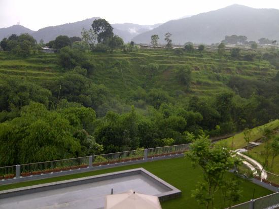 View Pegunungan Picture Of Pesona Alam Resort Spa Puncak