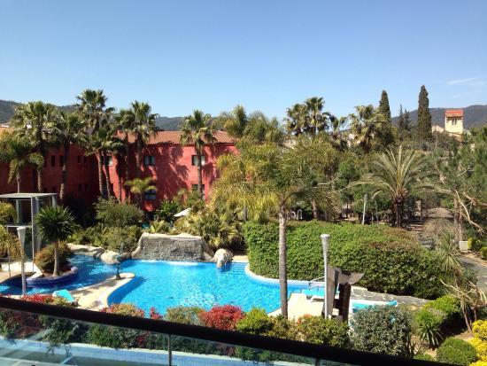 Foto de hotel blancafort spa termal la garriga piscina tripadvisor - Piscinas la garriga ...