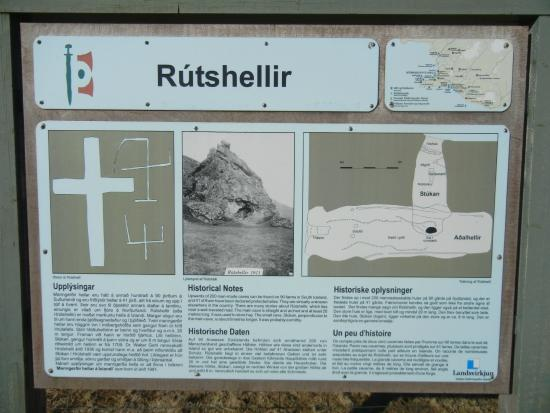 Skogar, İzlanda: March 2015 Rútshellir Cave