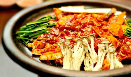 Oree Korean Duck Restaurant