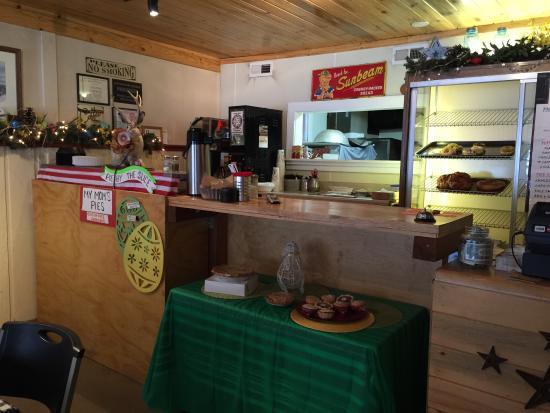 Tin Star Cafe U0026 Donut Haus: Tin Star Counter