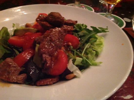 Dulac : Thai salad