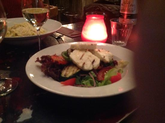 Dulac : Houllimi salad
